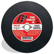 Pearl Abrasive Cm0710d 7 X 18 X Dia58 Premium Sc Small Diameter Cut-off Wheels For Masonry C36r (25 In A Box)-1