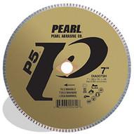Pearl Abrasive Dia007sh 7 X .050 Pearl P5 Tile & Marble Blade 5mm Rim-1