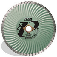 Pearl Abrasive Dia012sd 12 X .125 X 1 Pearl P4 Gen. Purpose Waved Core Turbo Blade 8mm Rim-1