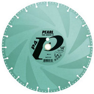 Pearl Abrasive Dia014mc 14 X .125 X 1 20mm Pearl P4 Specialty Multi-cut Rescue utility Blade W side Protection-1