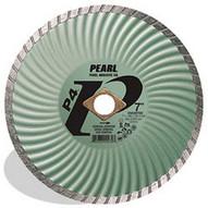Pearl Abrasive Dia04sda 4 X .080 X 78 58 Pearl P4 Gen. Purpose Waved Core Turbo Blade 8mm Rim-1