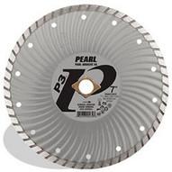 Pearl Abrasive Dia07sdz 7 X .080 X Dia 58 Pearl P3 Gen. Purpose Waved Core Turbo Blade 10mm Rim-1