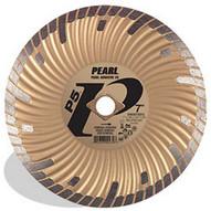 Pearl Abrasive Dia10sdg 10 X .080 X Dia 58 Pearl P5 Gen. Purpose Waved Core Turbo Blade 8mm Rim-1