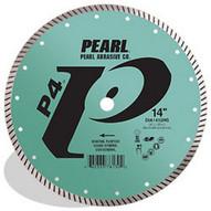 Pearl Abrasive Dia1412hs2 14 X .125 X 20mm Pearl P4 Gen. Purpose High Speed Turbo Blade-1