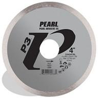 Pearl Abrasive Dia45cbl 4-12 X .060 X 78 58 Pearl P3 Gen. Purpose Flat Core Turbo Blade 12mm Rim-1