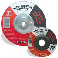 Pearl Abrasive Dm5010h 5 X 14 X 58-11 Premium Depressed Center Wheels For Masonry C24s (10 In A Box)-1