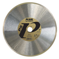 Pearl Abrasive Dtl07g 7 X .048 X 58 Pearl P5 Glass Tile Blade 7mm Rim-1