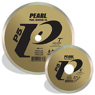 Pearl Abrasive Dtl10hp 10 X .060 X 58 Pearl P5 Wet Porcelain Blade 9mm Rim-1