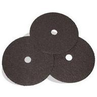Pearl Abrasive Fd7036g 7 X 78 Premium Ao Fiber Discs For Metal A36 (50 In A Box)-1