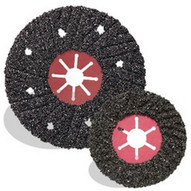 Pearl Abrasive Fsp5016 5 X 78 Sc Turbo Cut Discs For Concrete And Stone C16 (25 In A Box)-1