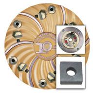 Pearl Abrasive Hex17cbdclt 15 Carbide Plate Wsuper Clutch (wip)-1