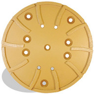 Pearl Abrasive Hex1ghp20 10 X 34 Hexpin Surface Grinding Plate 4 Holes 20 Segments-1