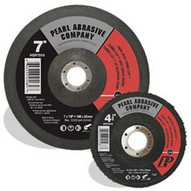 Pearl Abrasive Hsp5016 5 X 78 Sc Turbocut Discs For Concretestone Hard Back C16 (25 In A Box)-1