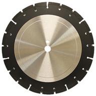 Pearl Abrasive Lw1614aps 16 X .145 X 1 Pearl Professional Wet Seg. Asphalt Blade Soft Bond-1