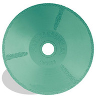 Pearl Abrasive Lwc04b 4 X 100 X 78 20mm 58 Pearl P4 Granite & Marble Contour Blade-1