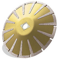 Pearl Abrasive Lwc07p 7 X .160 X Dia 58 Pearl P5 Granite & Marble Contour Blade 8mm Rim-1