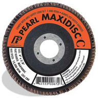 Pearl Abrasive Max4080c 4x58 C80 For Stone And Non-ferrous Metal (10 In A Box)-1