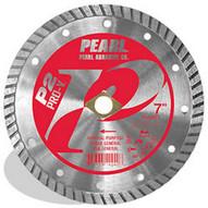 Pearl Abrasive Pv005t 5 X .080 X 78 58 Pearl P2 Pro-v Gen. Purpose Flat Core Turbo Blade 10mm Rim-1