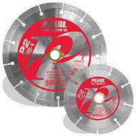 Pearl Abrasive Pv045s 4-12 X .080 X 78 58 Pearl P2 Pro-v General Purpose Blade 10mm Rim-1