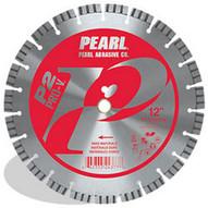 Pearl Abrasive Pv1412sds 14 X .125 X 1 20mm Pearl P2 Pro-v Hard Material Segmented Blade 12mm Rim-1