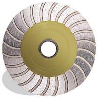 Pearl Abrasive Pw4f 4 X 78 58 Pearl P5 General Purpose Turbo Cup Wheel Fine-1