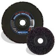 Pearl Abrasive Strip50h 5 X 58-11 Stripping Non-woven Discs (10 In A Box)-1