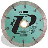 Pearl Abrasive Tak45sw3 4-12 X .375 X 78 58 Pearl P4 Sandwich Tuck Point Blade 10mm Rim-1