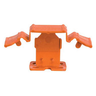 Pearl Abrasive TSC150116O 38 To 12 Tuscan Orange Seamclip Grout Size: 116'' 150box-2