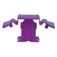 Pearl Abrasive TSC500316P 38 To 12 Tuscan Purple Seamclip Grout Size: 316'' 500box-2