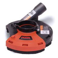 Pearl Abrasive VAC50EPS 4 - 5 Dust Shroud for Grinders (Milwaukee Dewalt Metabo Makita and Bosch)-2