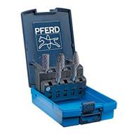 Pferd 26553 5-piece Tc Bur Set Steel Cut-1
