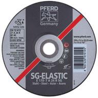 Pferd 61038 4-12 X 14 Grinding Wheel 58-11 Thd. A 24 R Sg - Type 27 (10 In A Box)-1