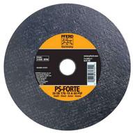 Pferd 61744 6 X 1 Vitrified Bench Wheel 1 Arbor Aluminum Oxide 36 Grit-1