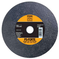Pferd 61769 10 X 1 Vitrified Bench Wheel 1-14 Arbor Aluminum Oxide 36 Grit-1