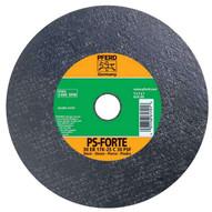 Pferd 61789 6 X 1 Vitrified Bench Wheel 1 Arbor Silicon Carbide 80 Grit-1