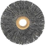Advance Brush 81546 3 Tube Center Wire Wheel .014 Cs Wire 12-38 Arbor (10 In A Box)-1