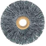 Advance Brush 81578 2 Tube Center Wire Wheel .012 Ss Wire 12-38 Arbor (10 In A Box)-1
