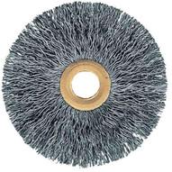 Advance Brush 81589 3 Tube Center Wire Wheel .012 Ss Wire 12-38 Arbor (10 In A Box)-1