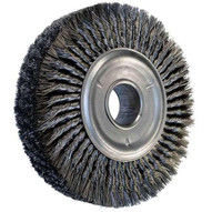 Advance Brush 82094 10 Pipe Conditioning Brush Combitwist .020 Cs Wire 2 Keyed Arbor Multi-section-1