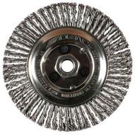 Advance Brush 82194 4-12 Stringer Bead Wheel .020 Cs Wire 58-11 Thread (10 In A Box)-1