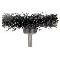 Advance Brush 82899 3 Crimped Mtd Wire Wheel Brush .012 Cs Wire 14 Shank (10 In A Box)-1