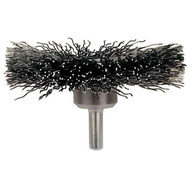 Advance Brush 82900 3 Crimped Wire Wheel Brush .014 Cs Wire 14 Shank (10 In A Box)-1