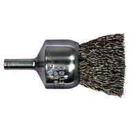 Advance Brush 82962 12 Crimped Wire End Brush .006 Cs Wire 14 Shank (10 In A Box)-1