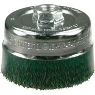 Advance Brush 83571 6 Encapsulated E4 Cup Brush .020 Cs Wire 58-11 Thread-1
