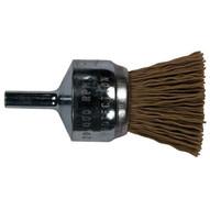 Advance Brush 83994 1 M-brad End Brush 14 Stem .022 Sic - 320 Grit (10 In A Box)-1