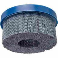 Advance Brush 84128 4 M-brad Composite Disc Brush - 78 Ah Crimped Filament .040 Sic 80 Grit-1