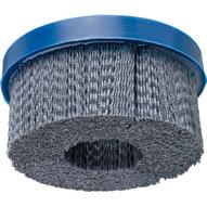 Advance Brush 84237 4 M-brad Disc Brush - Hd Round Filament .040 Ceramic Ox. 120 Grit-1