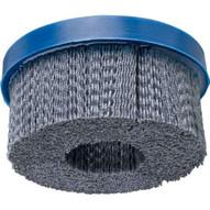 Advance Brush 84246 6 M-brad Disc Brush - Hd Round Filament .040 Ceramic Ox. 80 Grit-1