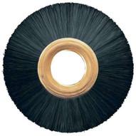 Advance Brush 84340 2 Nylon Filament Tube Ctr Wheel Brush .014 Dia Fill 12 Arbor Hole (10 In A Box)-1