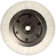 Advance Brush 84344 6 Narrow Face Wheel Brush .016 Nylon Fill 1-14 Keyed Arbor (2 In A Box)-1